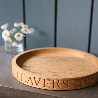 Leavers Drinks Tray