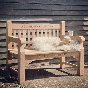 Parkland Bench 'Snuggle' 2 Seater