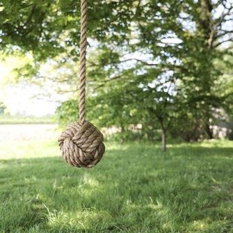 Rope Ball Swing