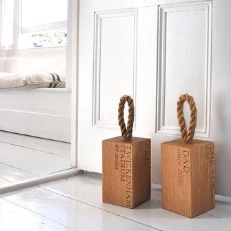 Doorstop (Personalised)